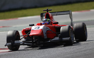 Vişoiu speră să câştige puncte în primele curse de GP3 ale sezonului