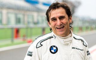 Alessandro Zanardi a devenit ambasador oficial al mărcii BMW
