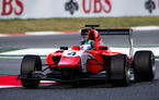 Vişoiu a ratat prezenţa în puncte în cele două curse de GP3 de la Barcelona