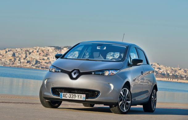 """Renault: """"Ne bucurăm că alţi constructori lansează maşini electrice în Europa"""" - Poza 1"""