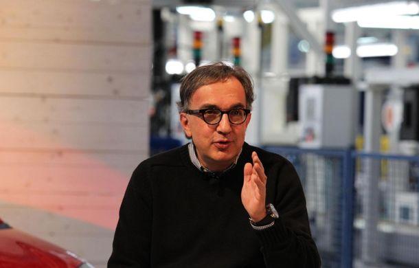"""Sergio Marchionne: """"FCA va supravieţui chiar dacă nu va atinge obiectivele de vânzări"""" - Poza 1"""