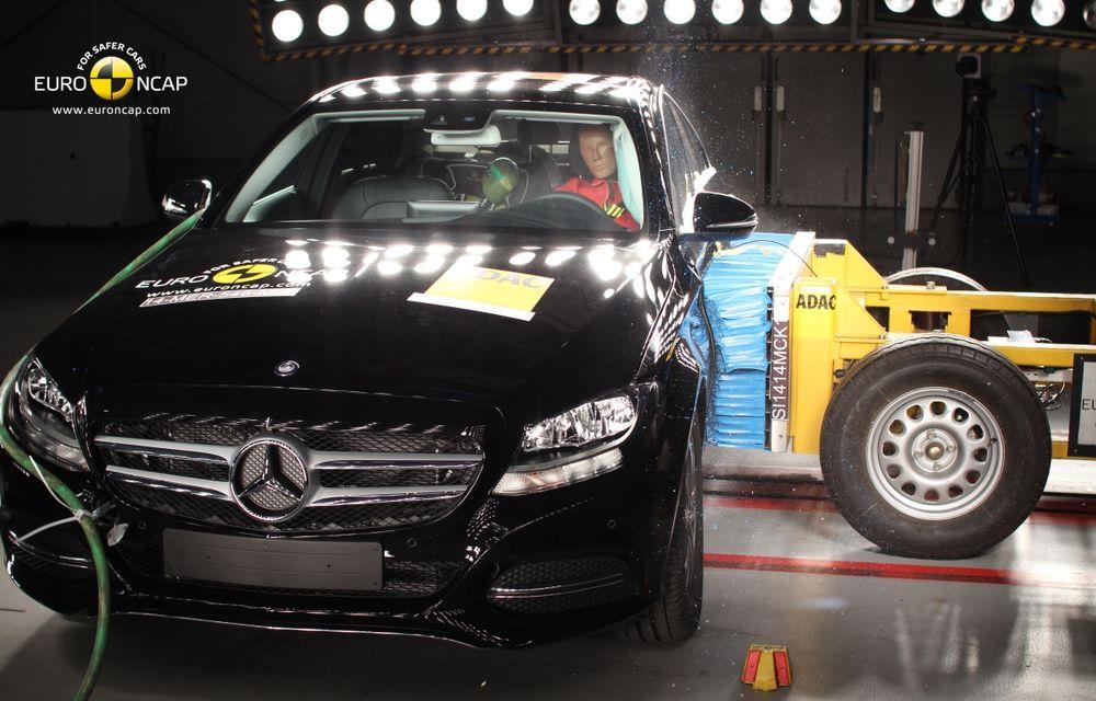 EuroNCAP: Patru stele pentru noul Hyundai i10 şi cinci stele pentru Mercedes-Benz C-Klasse - Poza 9