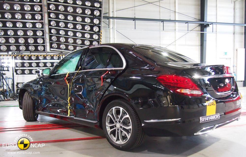 EuroNCAP: Patru stele pentru noul Hyundai i10 şi cinci stele pentru Mercedes-Benz C-Klasse - Poza 10