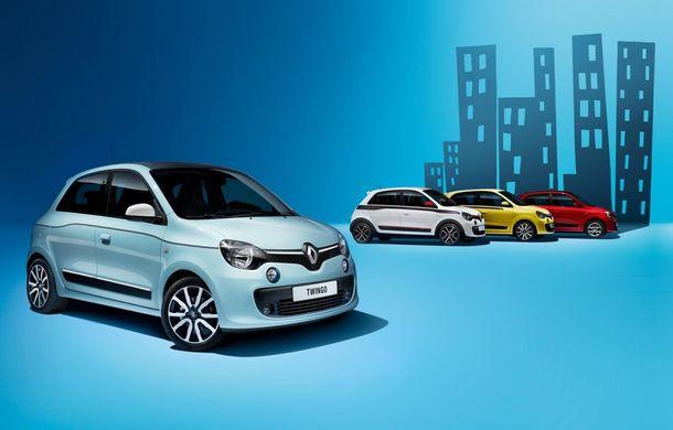 Renault vine la Festivalul de la Cannes cu patru prototipuri bazate pe Twingo şi cu o flotă de 225 vehicule - Poza 1