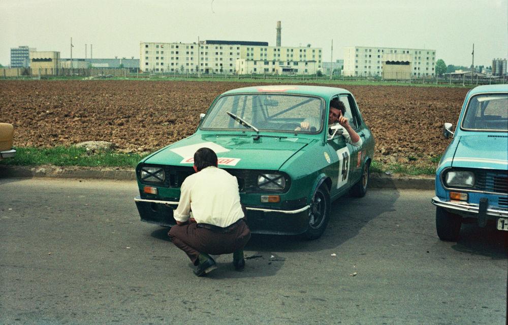 Povestea lui Andrei Bellu, românul care s-a confruntat cu ego-ul lui Schumacher şi l-a învăţat pe BMW M3 E30 să frâneze - Poza 4
