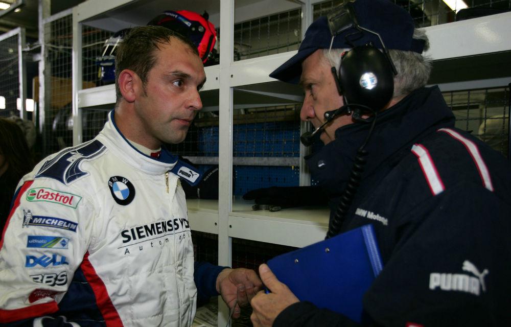Povestea lui Andrei Bellu, românul care s-a confruntat cu ego-ul lui Schumacher şi l-a învăţat pe BMW M3 E30 să frâneze - Poza 14