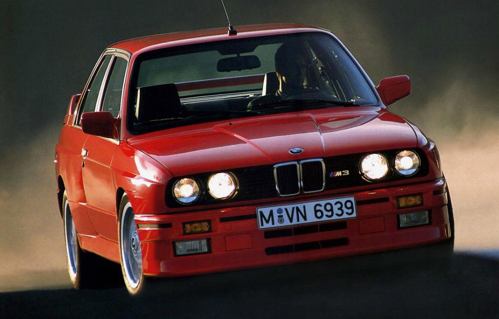 Povestea lui Andrei Bellu, românul care s-a confruntat cu ego-ul lui Schumacher şi l-a învăţat pe BMW M3 E30 să frâneze - Poza 22