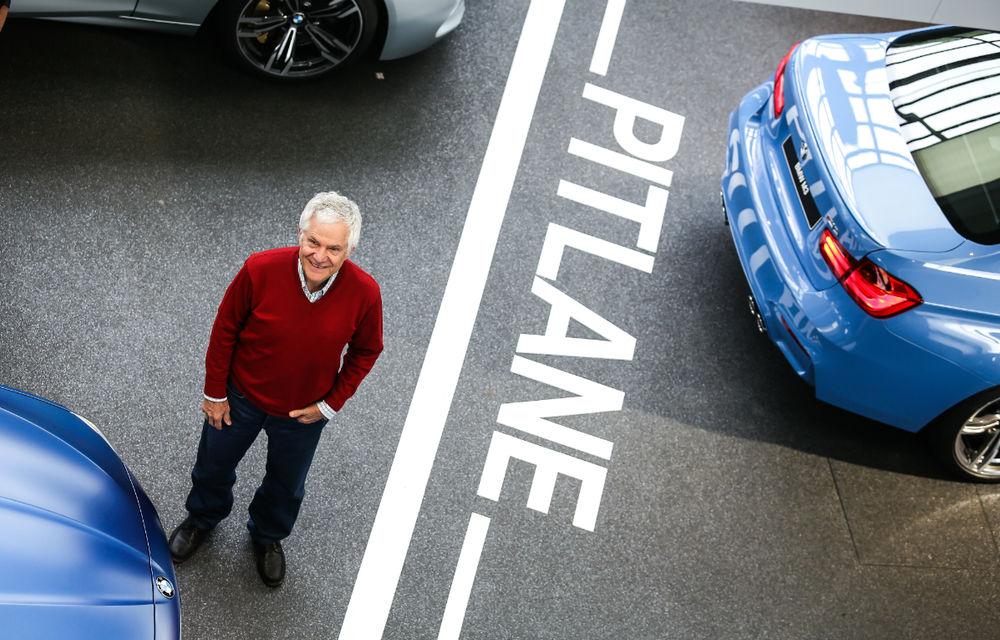 Povestea lui Andrei Bellu, românul care s-a confruntat cu ego-ul lui Schumacher şi l-a învăţat pe BMW M3 E30 să frâneze - Poza 24