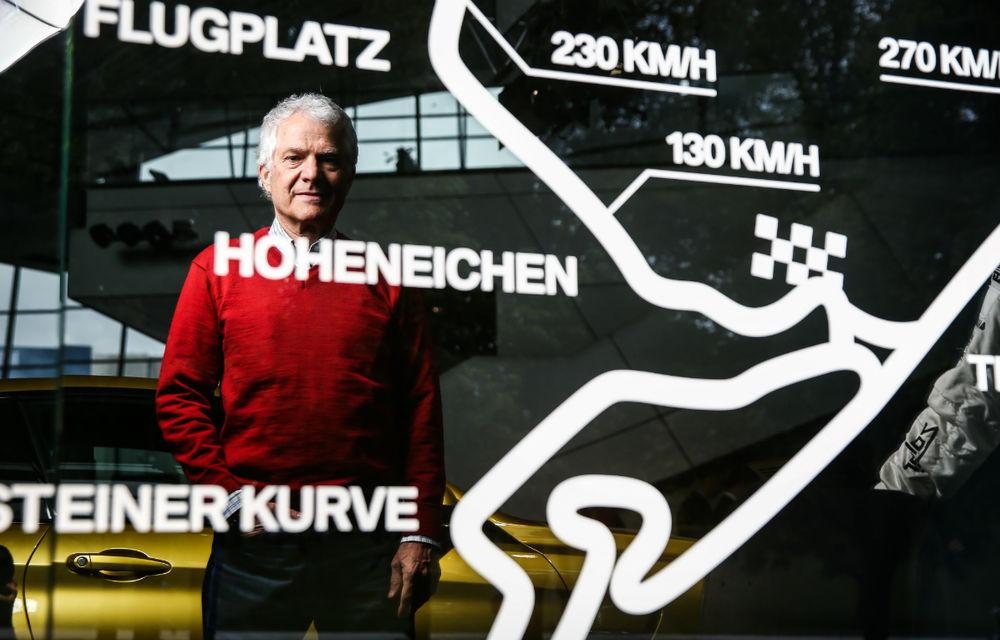 Povestea lui Andrei Bellu, românul care s-a confruntat cu ego-ul lui Schumacher şi l-a învăţat pe BMW M3 E30 să frâneze - Poza 23