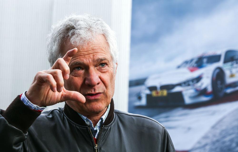 Povestea lui Andrei Bellu, românul care s-a confruntat cu ego-ul lui Schumacher şi l-a învăţat pe BMW M3 E30 să frâneze - Poza 21