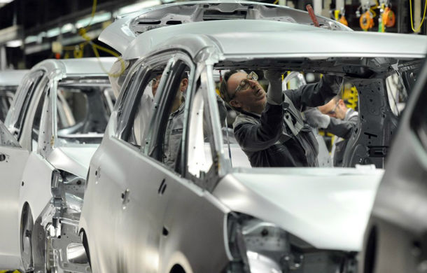 Opel va cheltui 550 de milioane de euro pentru a închide uzina sa din Bochum - Poza 1