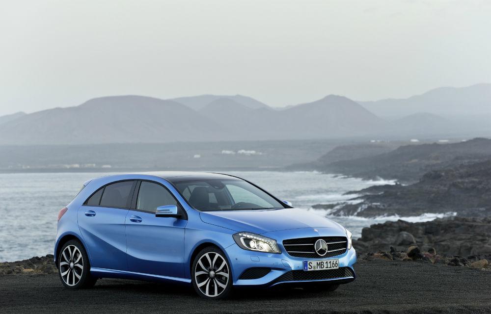Mercedes-Benz nu va construi un model mai mic decât A-Klasse - Poza 1