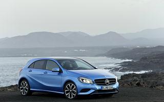 Mercedes-Benz nu va construi un model mai mic decât A-Klasse
