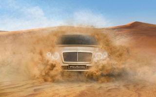 Fabrica Bentley se pregăteşte să producă primul SUV al mărcii: 140 de angajaţi noi, investiţie de un miliard de euro