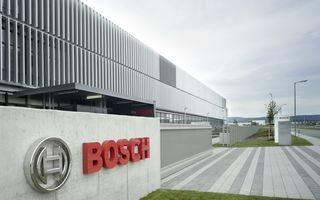 Bosch îşi extinde activitatea în România: 700 de noi angajaţi până la sfârşitul anului