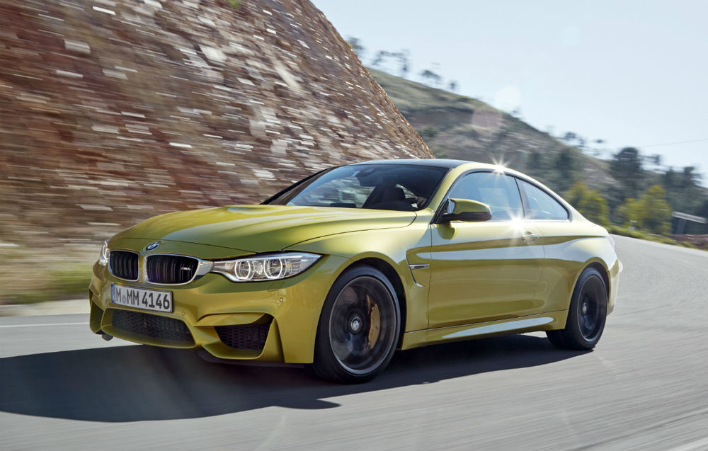 Test drive BMW M4 Coupe (2014-2017)