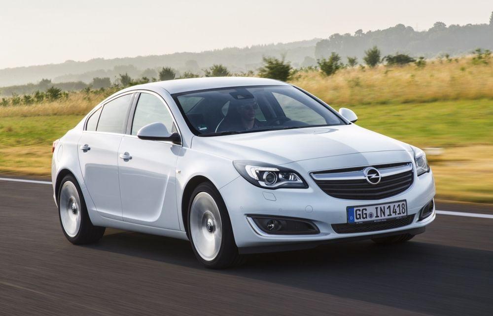 Opel a primit deja 100.000 de comenzi în 7 luni pentru Insignia facelift - Poza 1