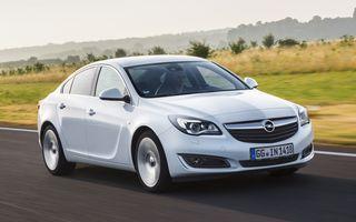 Opel a primit deja 100.000 de comenzi în 7 luni pentru Insignia facelift