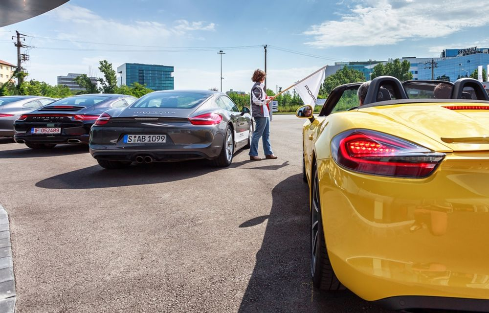 REPORTAJ: Ai urcat astăzi la volanul unui Porsche? - Poza 7