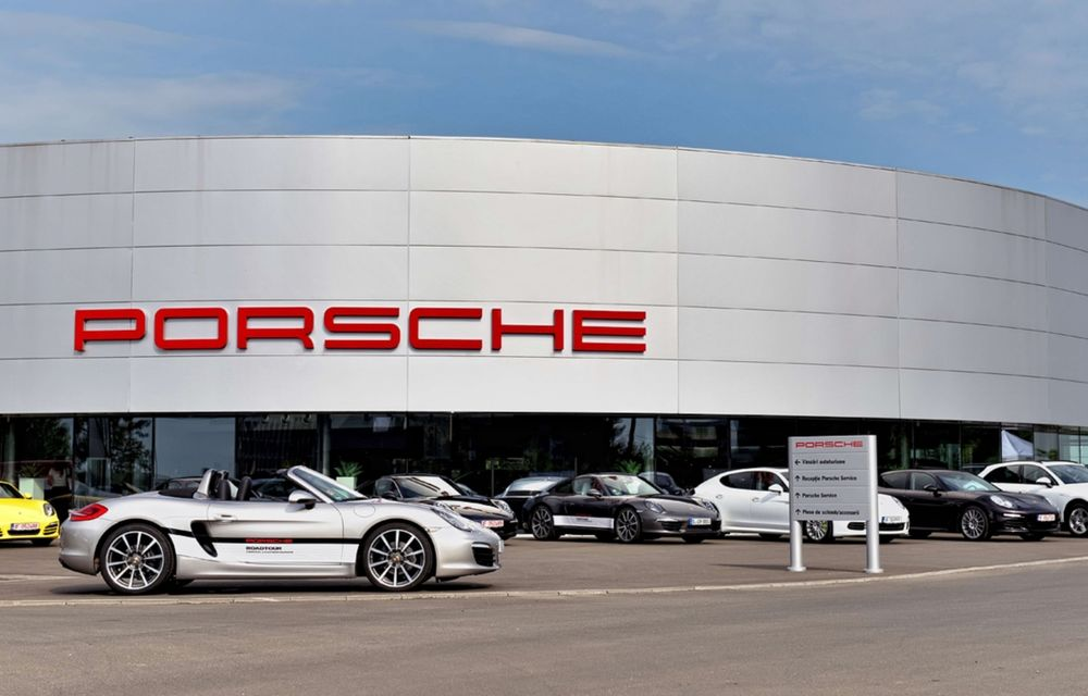 REPORTAJ: Ai urcat astăzi la volanul unui Porsche? - Poza 1