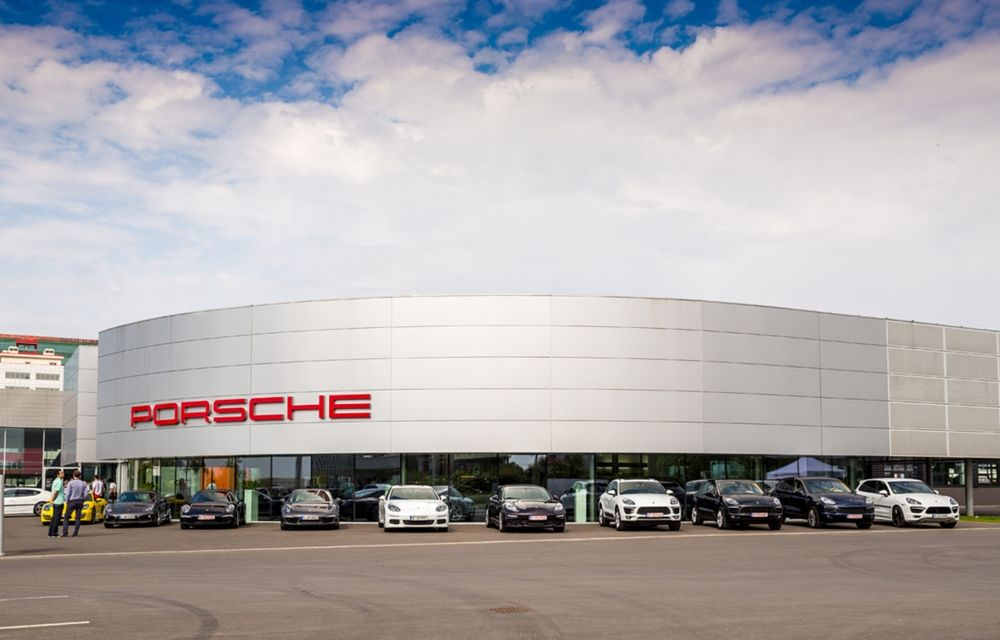 REPORTAJ: Ai urcat astăzi la volanul unui Porsche? - Poza 2