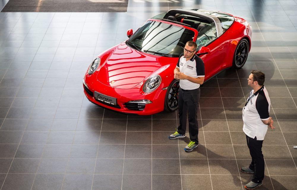 REPORTAJ: Ai urcat astăzi la volanul unui Porsche? - Poza 10