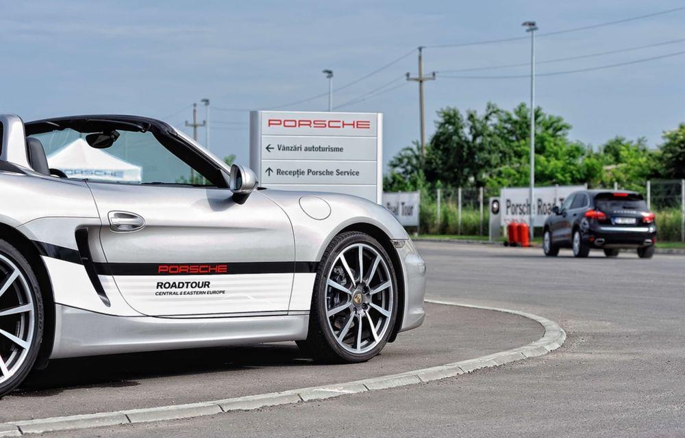 REPORTAJ: Ai urcat astăzi la volanul unui Porsche? - Poza 4