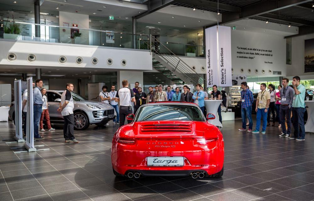 REPORTAJ: Ai urcat astăzi la volanul unui Porsche? - Poza 9