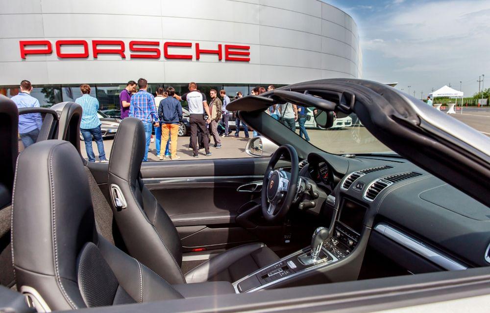 REPORTAJ: Ai urcat astăzi la volanul unui Porsche? - Poza 3