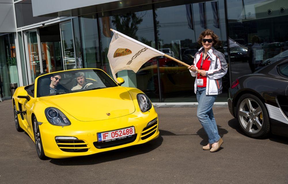 REPORTAJ: Ai urcat astăzi la volanul unui Porsche? - Poza 15
