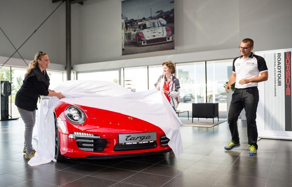 REPORTAJ: Ai urcat astăzi la volanul unui Porsche? - Poza 8