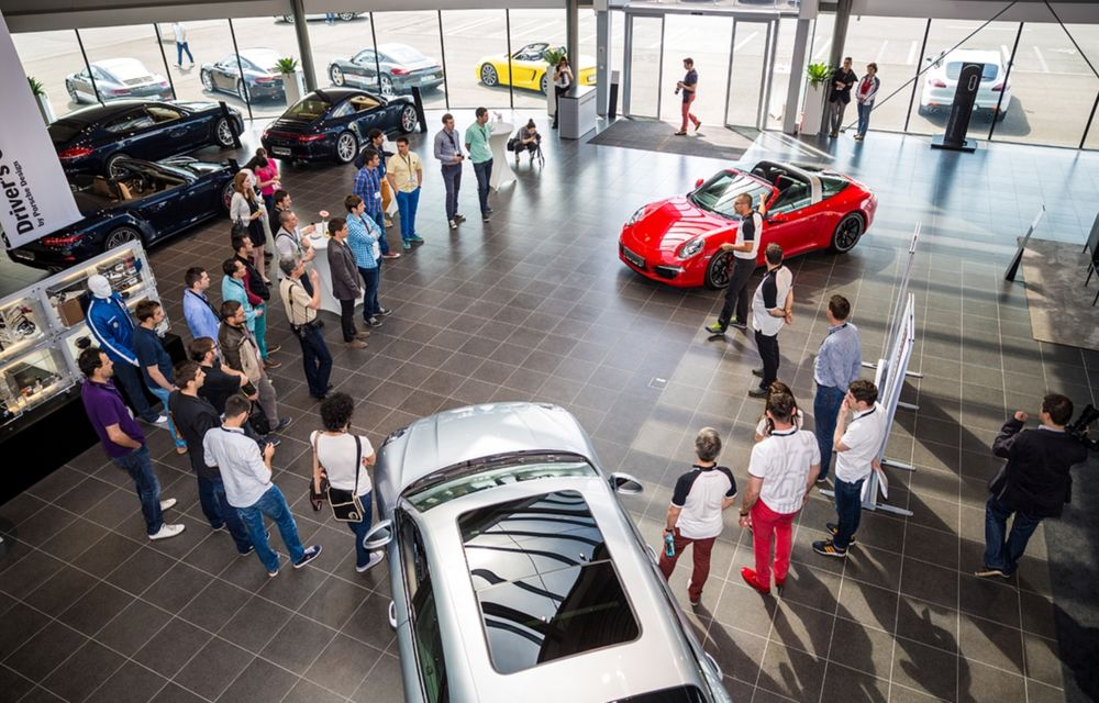REPORTAJ: Ai urcat astăzi la volanul unui Porsche? - Poza 11