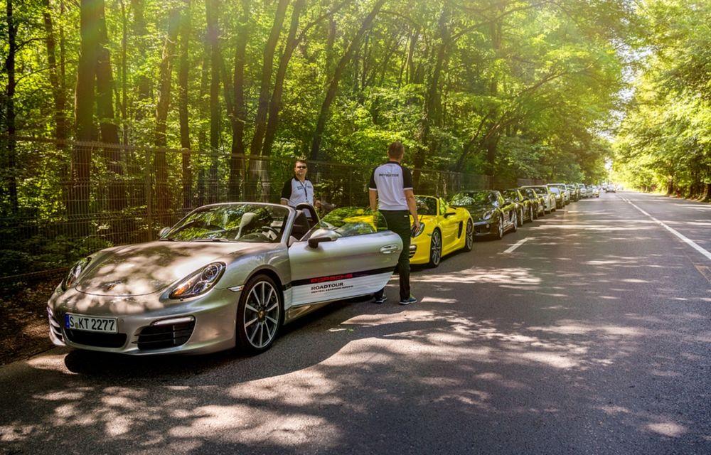 REPORTAJ: Ai urcat astăzi la volanul unui Porsche? - Poza 16