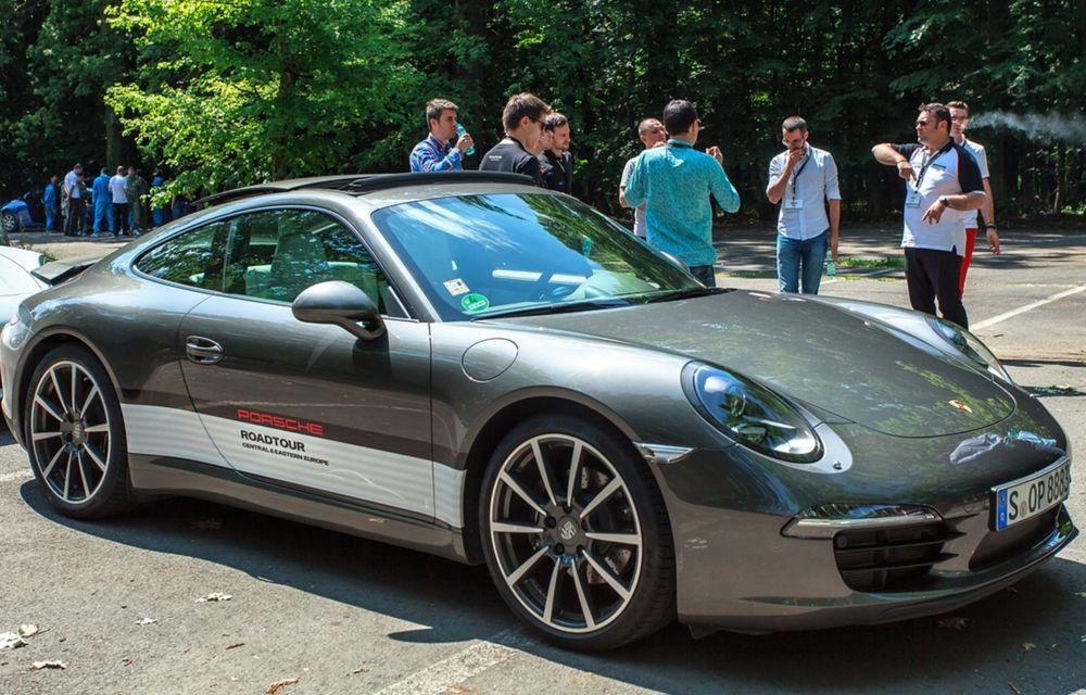 REPORTAJ: Ai urcat astăzi la volanul unui Porsche? - Poza 17