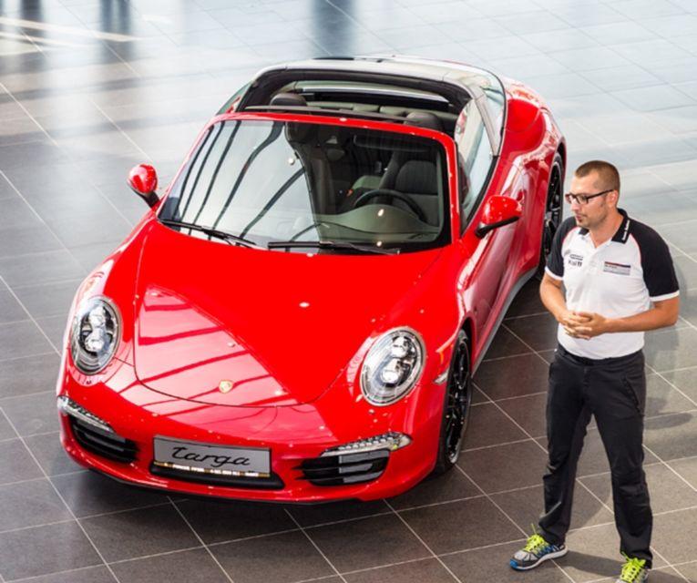 REPORTAJ: Ai urcat astăzi la volanul unui Porsche? - Poza 12