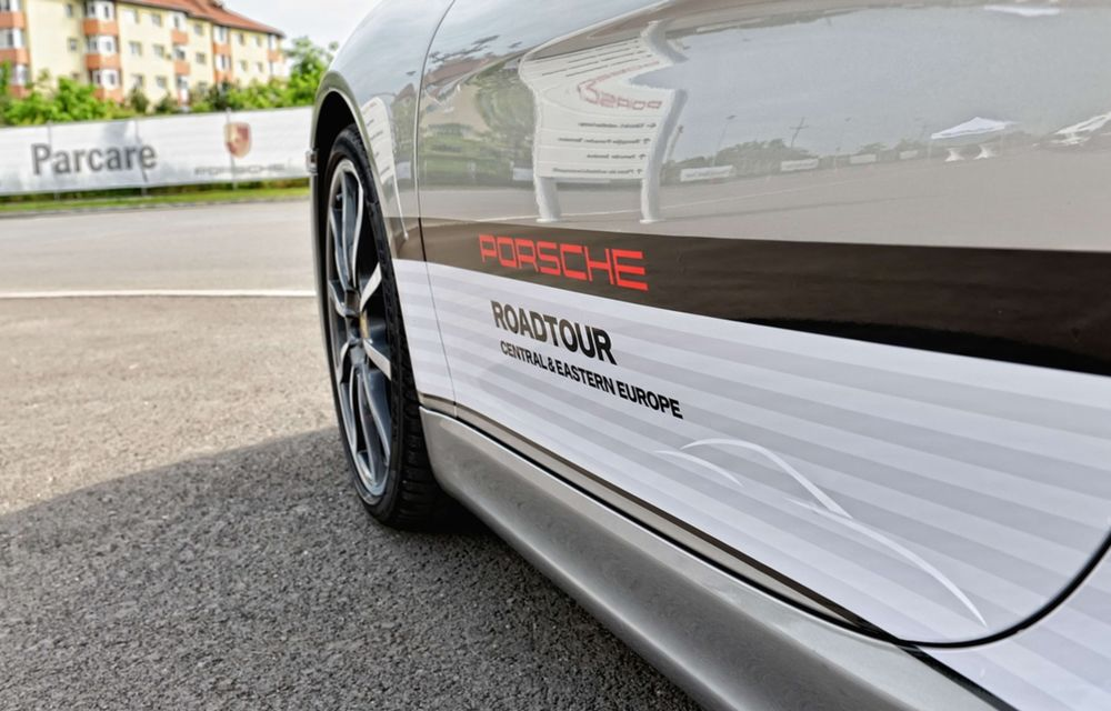 REPORTAJ: Ai urcat astăzi la volanul unui Porsche? - Poza 5