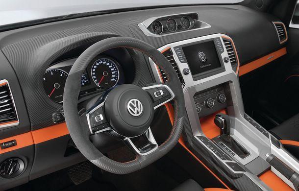 Volkswagen Amarok Power Concept - o discotecă pe roţi pentru Festivalul de la Worthersee - Poza 8