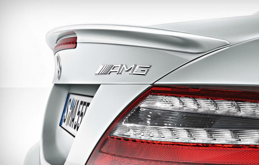 Mercedes va folosi tehnologii din Formula 1 şi la dezvoltarea modelelor de stradă - Poza 1