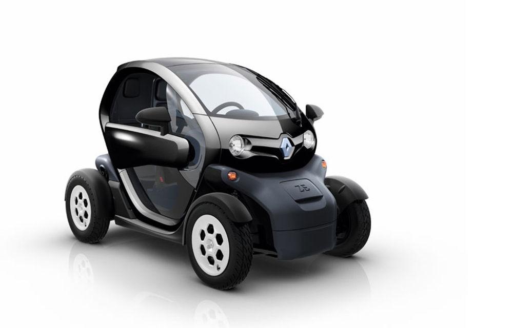 Preţuri Renault Twizy în România: modelul electric cu două locuri pleacă de la 7.000 de euro - Poza 1