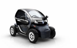 Preţuri Renault Twizy în România: modelul electric cu două locuri pleacă de la 7.000 de euro