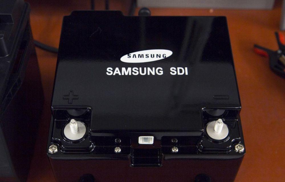 Ford şi Samsung lucrează la un nou tip de acumulator auto - Poza 1