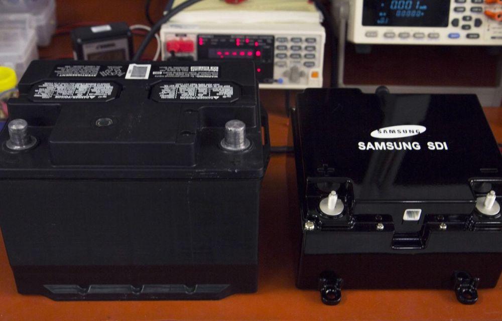 Ford şi Samsung lucrează la un nou tip de acumulator auto - Poza 2