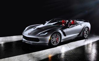 Chevrolet Corvette Z06, cea mai puternică maşină de serie din oferta General Motors, dezvoltă 650 CP