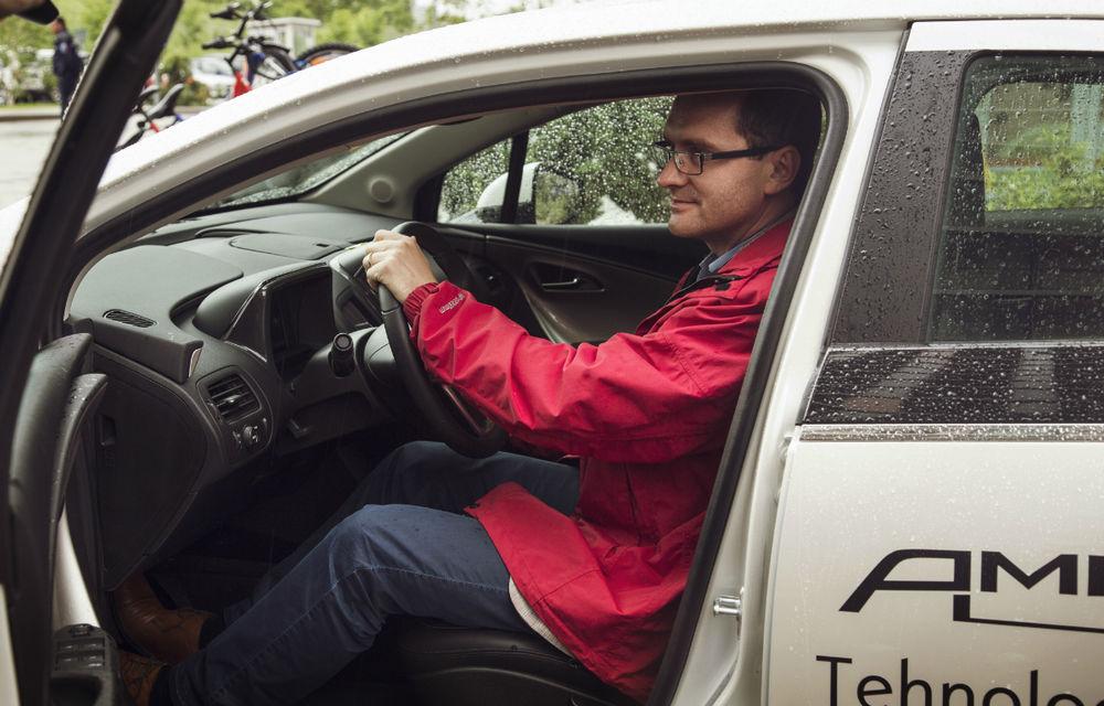 Ministrul Mediului a primit un Opel Ampera - Poza 4