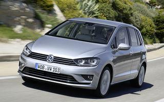 Preţuri Volkswagen Golf Sportsvan în România: înlocuitorul lui Golf Plus pleacă de la 17.000 euro