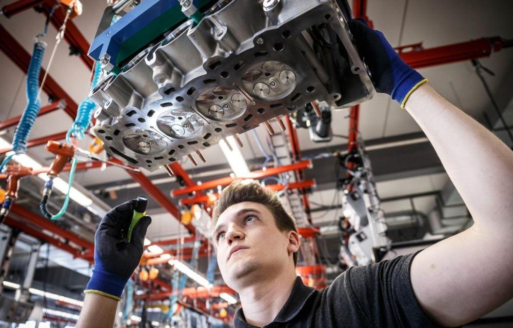Mercedes-Benz prezintă motorul lui AMG GT: V8 twin-turbo de 510 CP - Poza 5