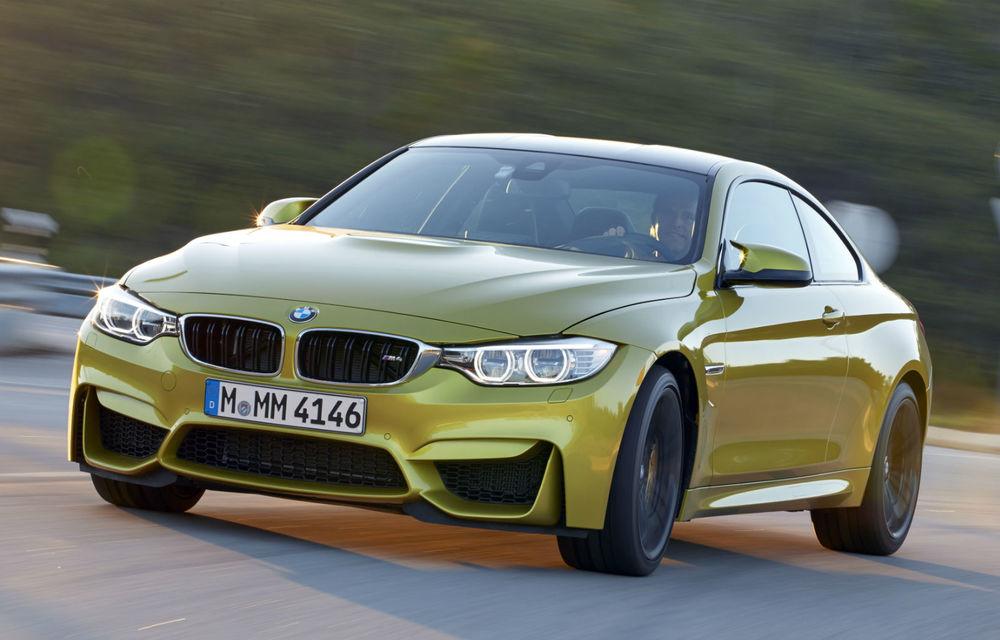 BMW M4 Coupe la Nurburgring: 13 secunde în faţa vechiului M3 Coupe - Poza 1