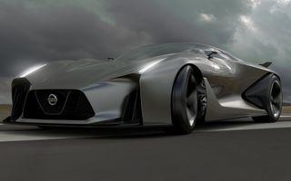 Vision Gran Turismo - conceptele virtuale fascinante construite pentru Gran Turismo 6