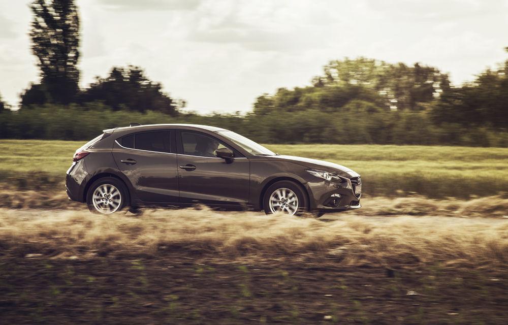 Test drive Mazda 3 (2013-2016)