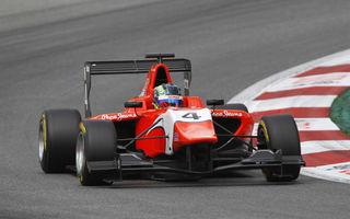 Vişoiu, locul 14 în etapa de GP3 din Austria